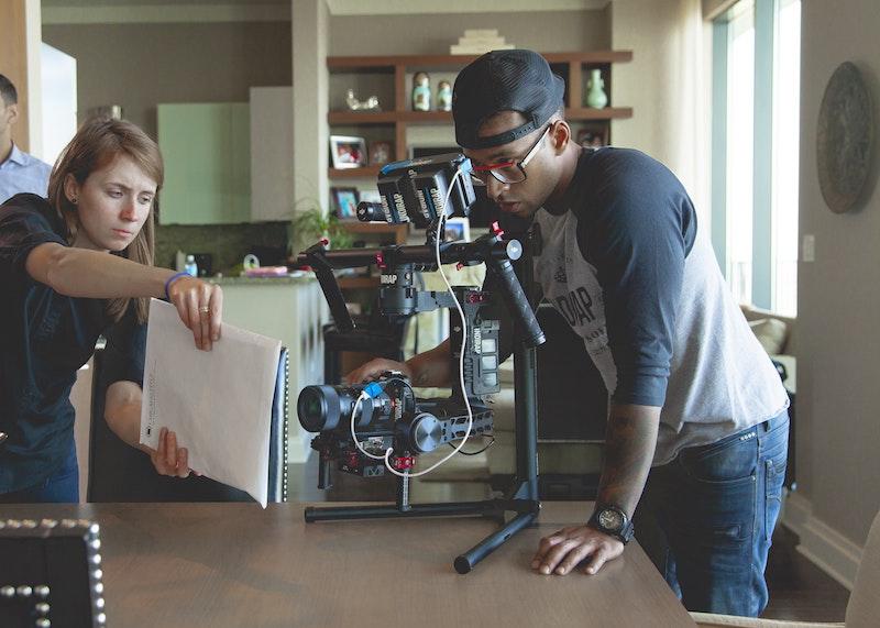 film set camera operator